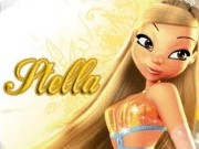 Winx Club Stella Game