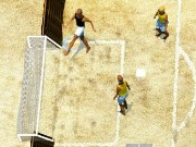 3D Beach Soccer Game