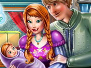Anna and Kristoff Baby Room Game