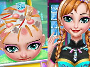 Anna Hair Care Doctor Game