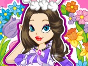 Easter Cutie DressUp Game