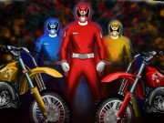 Power Rangers Swift Rangers Game
