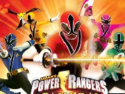 Sabans Power Rangers Samurai Game