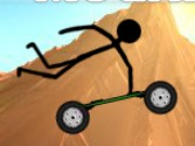 Stickman Mountain Board Game