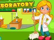 Clean Up My Laboratory Game