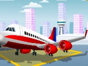 parcheggio jumbo-jet