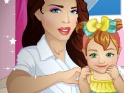 Caring Carol Baby Girl Game