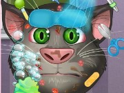 Talking Tom Great Makeover Game