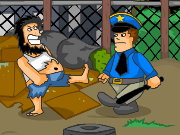 Hobo Brawl Game