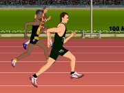 Olympic 2012 Running Race Game