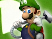 Luigis Mansion Save Mario Game