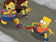 The Simpson Shooting Game