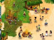 Virtual Villagers A New Home Game