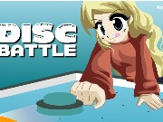 Disk Battle Game
