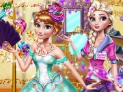 Princess Vintage Shop Game