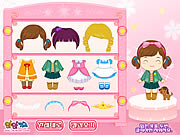 Cute Kindergarten Kid Game