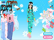Soft Comfort Dress Up Game