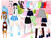Teen Fashion Game