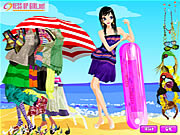 Windy Sea Dressup Game