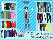Jonas Brothers Dress Up Game