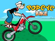 Popeye Bike Game