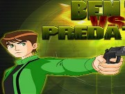 Ben10 vs Predators Game