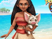 Moana Adventure Style Game
