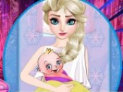 Elsa Birth Surgery Game
