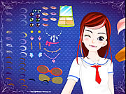 Girl Makeover 25 Game