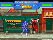 Super Fighters Game