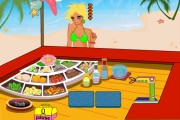 Play Jessicas Beach Salad Bar Game