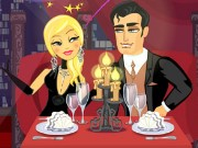 Jennifer Rose Flirting Fashionista Game