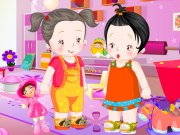 Baby Twins 2 Dress Up Game