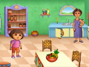 Dora New Adventures Game