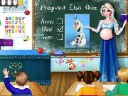 quiz di elsa incinta