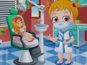 Baby Hazel Dentist Game
