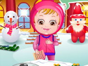 Baby Hazel Christmas Surprise Game