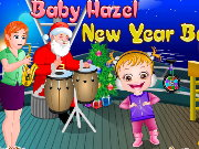 Baby Hazel New Year Bash Game