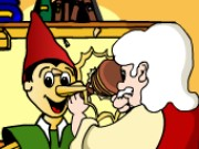 Build Pinocchio Game