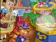 10 Diferences Pinocchio Game