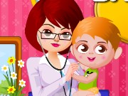 Baby Care And Cure Game