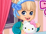 Hello Kitty Dental Crisis Game