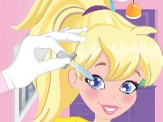 Polly Pocket Eye Problems Game