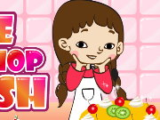 Cake Shop Rush Game