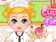 Love Cupcake for Mom Game