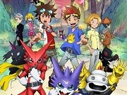 Digimon Puzzle 1 Game