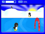 Penguin Skate Game