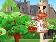 Snow White Apple Farmer Game