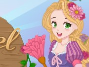 Rapunzel House Makeover Game