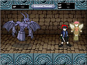 Digital Angels: Summoner Saga 1 Game